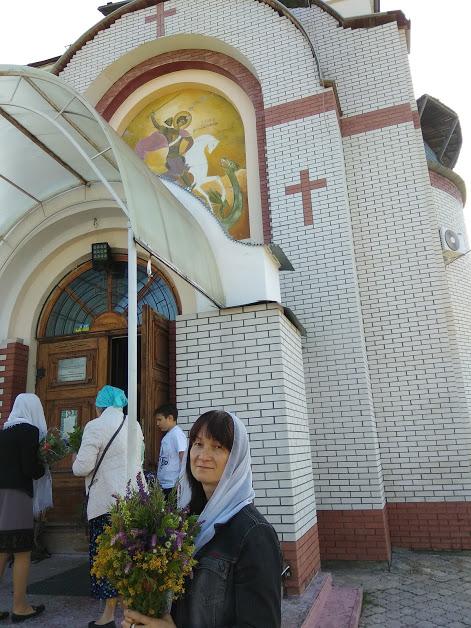 Троица в храме12